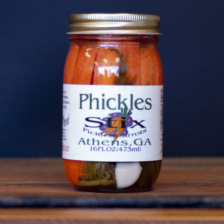 Phickles Stix Pickled Carrots