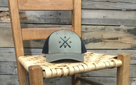 DRO X Logo Deer Loden and Black Hat