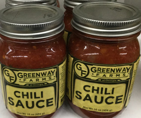 Greenway Farms Chili Sauce
