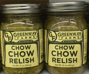 Greenway Farms Chow Chow Relish