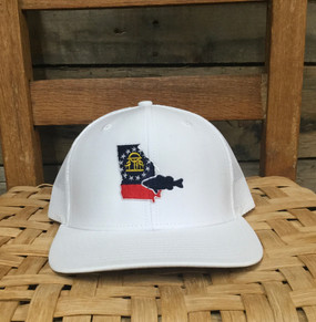 DRO Georgia Bass White Hat