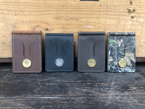 Spent Rounds Money Clips/Card Holders