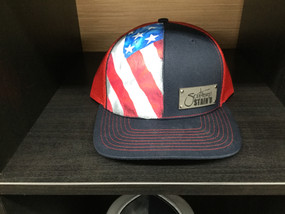 Southern Stain'd America Hat ss003