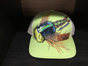 Southern Stain'd Fly Fishing Hat ss0091