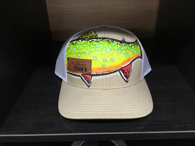 Southern Stain'd Trout Hat ss0094