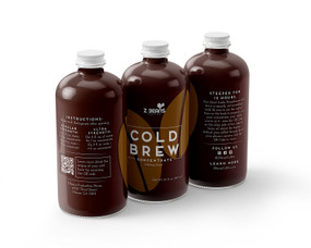 Z Beans Cold Brew Concentrate