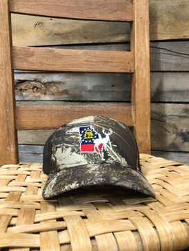 DRO Realtree Max 1 Georgia Deer Camo Hat