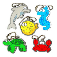 Underwater 5 Pack Adventure Series Tags