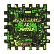 Borg Cube - Resistance is Futile