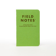 Field Notes Kraft Shenandoah 3-Pack