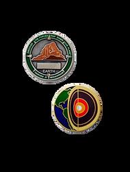 Four Elements Earth Micro Geocoin