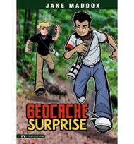 Geocache Surprise Hardback