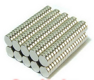 Neodymium Magnets (Rare Earth Magnet) 5mm x 1mm