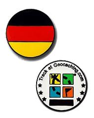 Germany Flag Micro