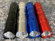 Geocaching LED Waterproof Flashlight - Battery Included