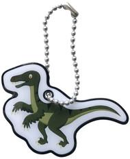 Vulcan the GeoTrack Velociraptor