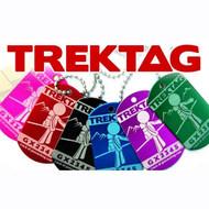 TrekTag - Green