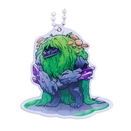 Hidden Creatures Travel Tag - Troll