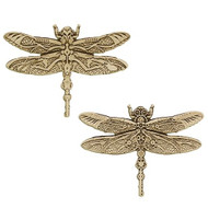 Steampunk Predators - Dragonfly Geocoin