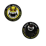 2017 Evil Micro - Black Nickel LE