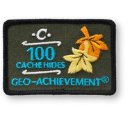 100 Hides Geo-Achievement™ Patch