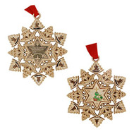 Snowflake Ornament Geocoin- Decorating