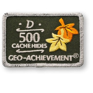 500 Hides Geo-Achievement Patch