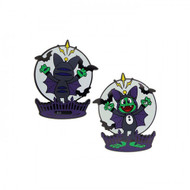 Signal the Frog Halloween Geocoin - Glow in the Dark