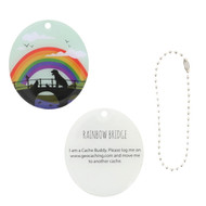 Rainbow Bridge Travel Tag