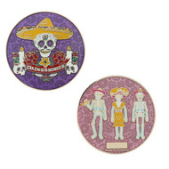 Day of The Dead Geocoin