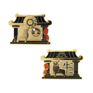 Year of the Metal Ox Geocoin