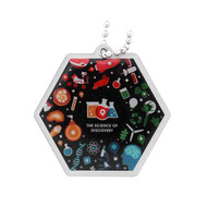 Science of Discovery Travel Tag