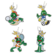 Signal the Frog Summer Sports Travel Tags