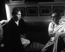 Woody Allen & Mia Farrow in Husbands and Wives Poster and Photo