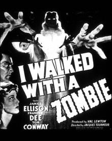 Poster of I Walked With A Zombie Poster and Photo