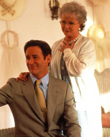Kevin Kline & Debbie Reynolds in In & Out Poster and Photo