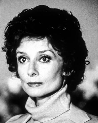 Audrey Hepburn in Bloodline (1979) Poster and Photo