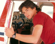 Jason Gedrick in Iron Eagle Poster and Photo