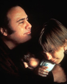 Danny DeVito & Miko Hughes Photograph and Poster - 1007160 Poster and Photo