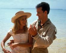 Tom Hanks & Meg Ryan in Joe vs. The Volcano Poster and Photo