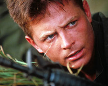 Michael J. Fox in Casualties of War Poster and Photo