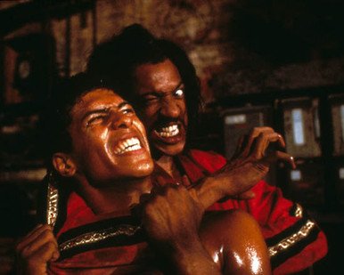 Taimak in The Last Dragon Poster and Photo