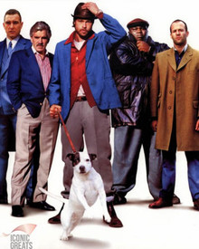 Cast in Snatch a.k.a. Cerdos y diamantes Poster and Photo