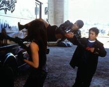 Jet Li & Aaliyah in Romeo Must Die Poster and Photo
