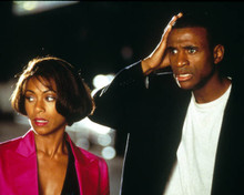 Jada Pinkett Smith & Tommy Davidson in Woo Poster and Photo