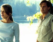 Bridget Fonda & Bill Pullman in Lake Placid Poster and Photo
