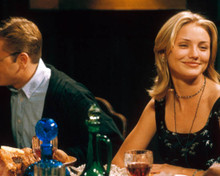 Cameron Diaz & Ron Eldard in The Last Supper Poster and Photo