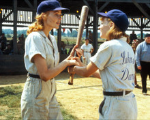 Geena Davis & Madonna in A League of Their Own Poster and Photo