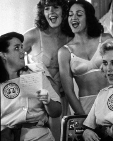 Madonna in A League of Their Own Poster and Photo
