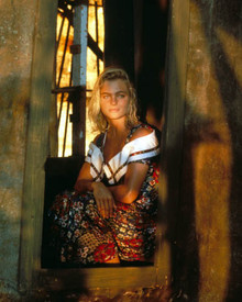 Erika Eleniak in Chasers Poster and Photo